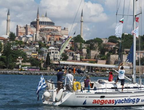 Sailing trip to Instabul